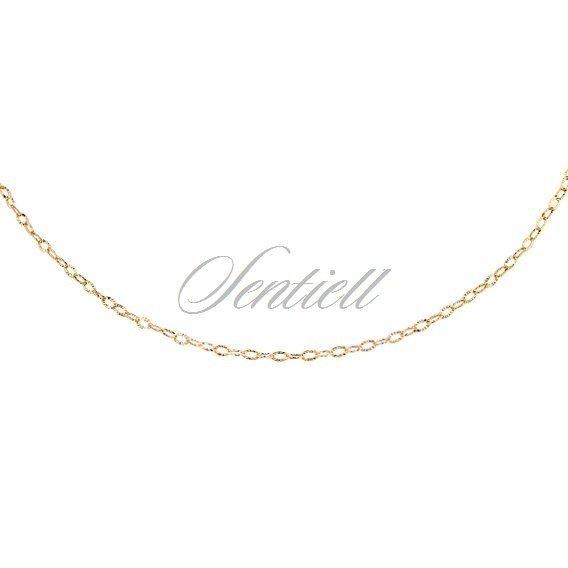 Silver (925) Dropwavy chain Gold  05efebb18