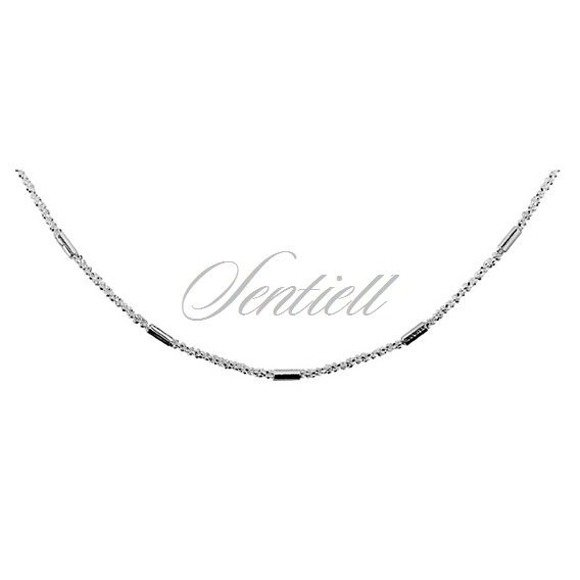 Silver (925) chain necklace Ø 025