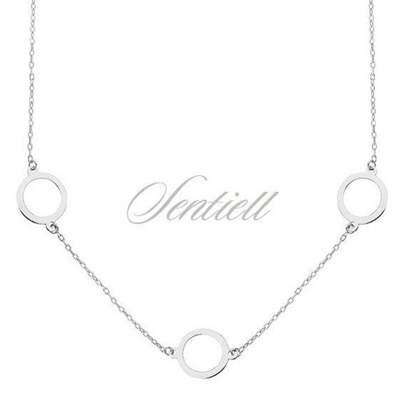 Silver (925) necklace