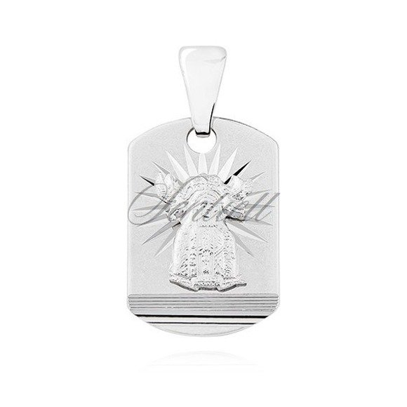 Silver (925) pendant - Our Lady of Perpetual Help