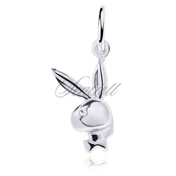 Silver (925) pendant bunny
