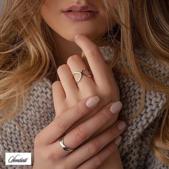 Silver (925) ring