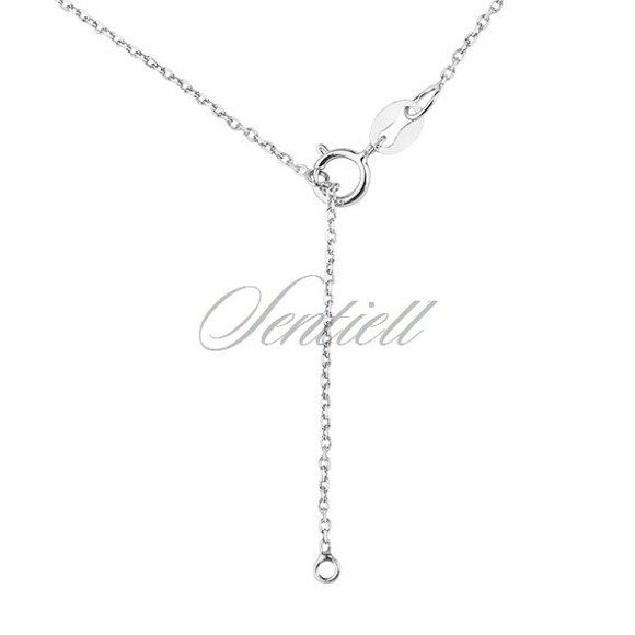Srebrny naszyjnik pr.925 - kółeczka